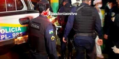 Policial militar é baleado em troca de tiros na capital