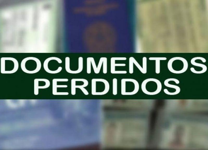 Procura-se por documentos perdidos em nome de João Alves dos Santos; em Rolim de Moura