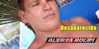 URGENTE - Familiares do interior do Estado de Mato Grosso procuram por Divino Cardoso dos Santos, desaparecido há 20 dias, na região de Rolim de Moura