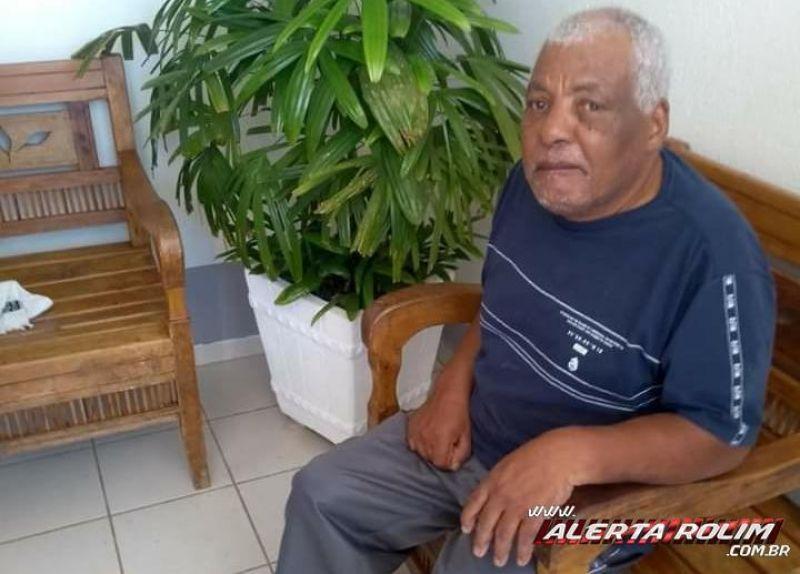 Nota de falecimento: José Francisco Pereira, pioneiro de Rolim de Moura