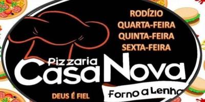 Promoção da pizzaria Casa Nova, em Rolim de Moura  - Confira
