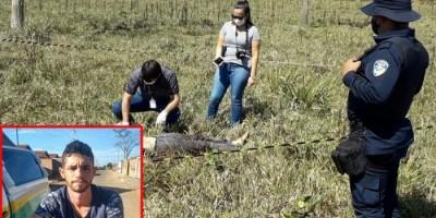 Ex-presidiário é morto a tiros e companheira é baleada no braço, em Ji-Paraná