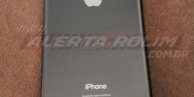 IPhone é encontrado na RO-479, próximo ao Trevo da BR-364