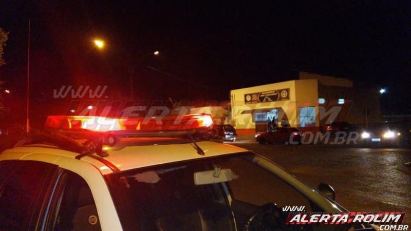 Rolim de Moura - Quarto acidente é registrado na noite de sexta-feira - Vídeo