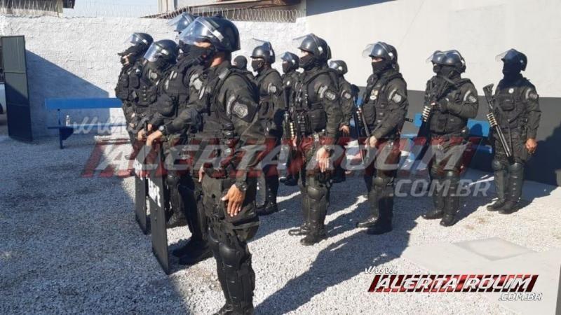 Sede do Grupo de Ações Penitenciárias Especiais é inaugurada em Rolim de Moura