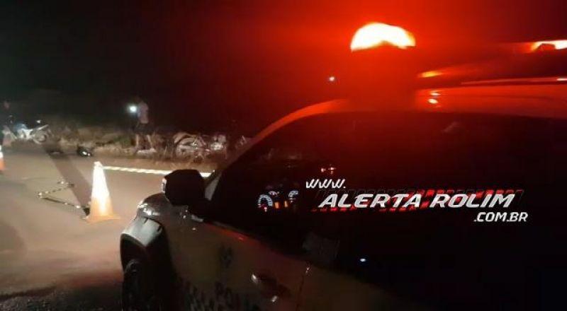 URGENTE – Dois homens são alvejados a tiros e facadas e um vem a óbito ao dar entrada no Hospital, em Rolim de Moura
