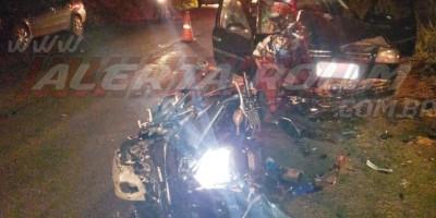 Urgente - Grave acidente de trânsito é registrado entre as linhas 168 e  172