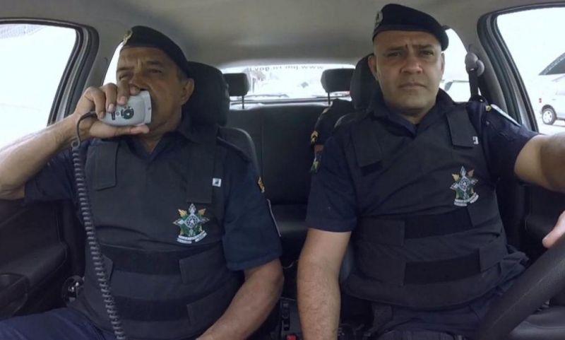 Policia Militar de Rondônia realiza homenagem ao Dia dos Pais, colocando Pai e Filho para trabalharem juntos ; Assista ao vídeo