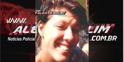 Familiares estão à procura de ANELISE RODRIGUES MONFREDINHO, moradora de Rolim de Moura, desaparecida há quatro dias