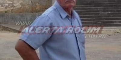 Nota de falecimento - Laerte Guêz em Rolim de Moura
