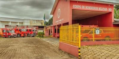 Ouro Preto: Mãe leva bebê afogada a quartel e bombeiros conseguem reanimá-la