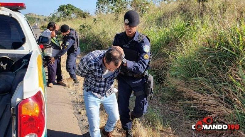 Trabalho em conjunto entre Polícia Militar e Polícia Civil resulta na apreensão de mais de 12 quilos de drogas em Ji-Paraná