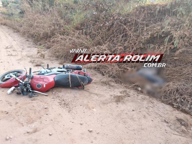 URGENTE - Segunda vítima do acidente em Santa Luzia não resiste e morre após ser transferida para Cacoal