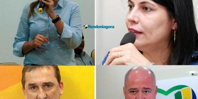 Prefeitos de Rolim de Moura, Cacoal, São Francisco e Ji-Paraná são conduzidos pela PF