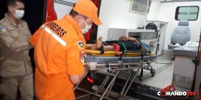 Dois ex-presidiários são baleados durante a madrugada, em Ji-Paraná