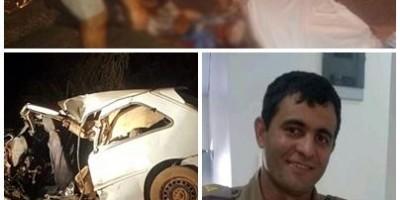 HERÓI - Bombeiro Militar de folga arrisca a vida e resgata vítimas de acidente com carro em chamas, em RO