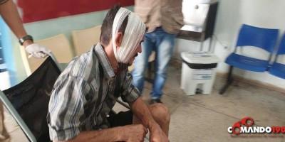 Homem é baleado com tiro de garrucha dentro de bar, em Ji-Paraná