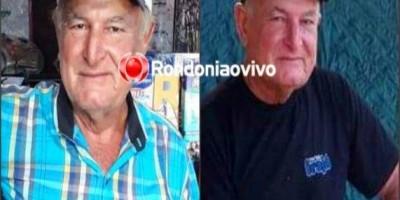 Idoso é assassinado durante roubo de caminhonete em RO; casal de 16 e 21 anos foi detido