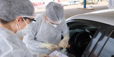 MAPEIA RONDÔNIA - Drive-thru de testagem rápida para Covid-19 acontece nesta sexta-feira, 18, em Rolim de Moura