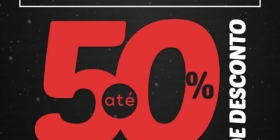 Promoção Calçados Santa Lolla com até 50% de desconto na Fascínio Modas