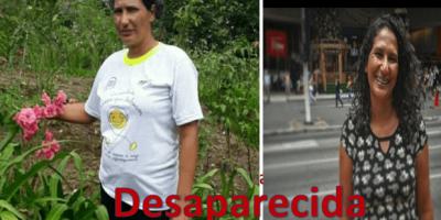 Silvânia de Almeida, que está desaparecida há 10 dias é procurada pela família, em Santa Luzia