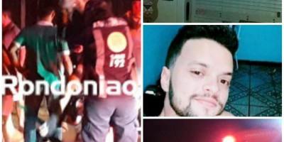 Casal morre ao bater em árvore enquanto fugia da PM, em Porto Velho