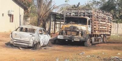 Caminhão explode com 530 botijas de gás em Guajará-Mirim; Veja o Vídeo