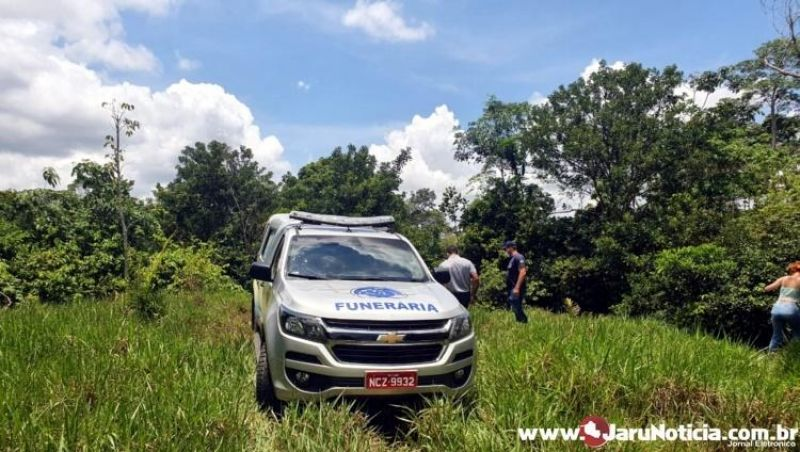 Adolescente é executado com dois tiros, em Jaru
