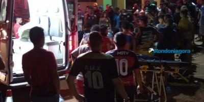 Ciclista morre atropelado por motorista bêbado em Porto Velho