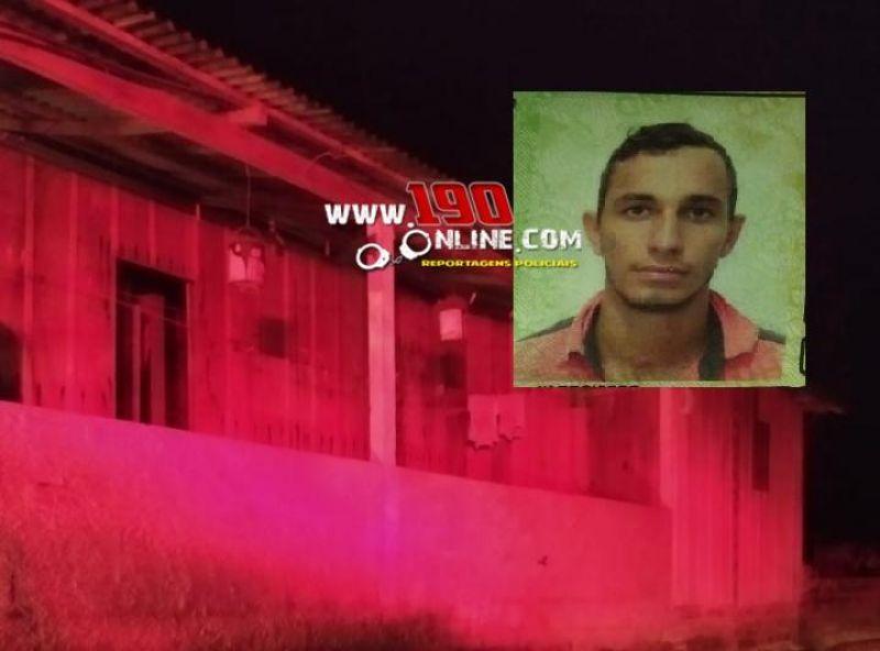 Jovem morre após ser atingido por descarga de raio em residência na zona rural em Alta Floresta D´Oeste