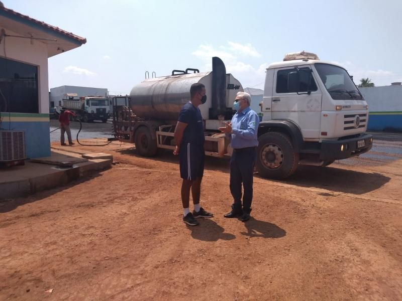Obras de pavimentação asfáltica do pátio e vias de acessibilidade do 10° Batalhão em Rolim de Moura foram realizadas pelo DER