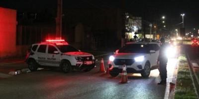 PAZ NO TRÂNSITO: Polícia Militar volta a realizar blitz em todo o Estado para diminuir acidentes