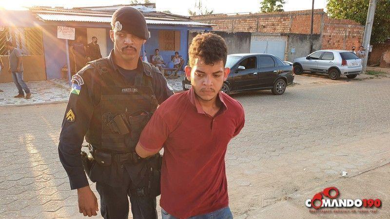 PM e PC apreendem 05 Kg de Maconha e prende quadrilha do Comando Vermelho, em Ji-Paraná