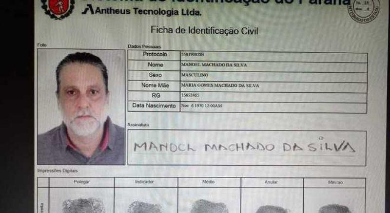 Polícia do PR confirma: Cupertino não foi capturado e segue foragido