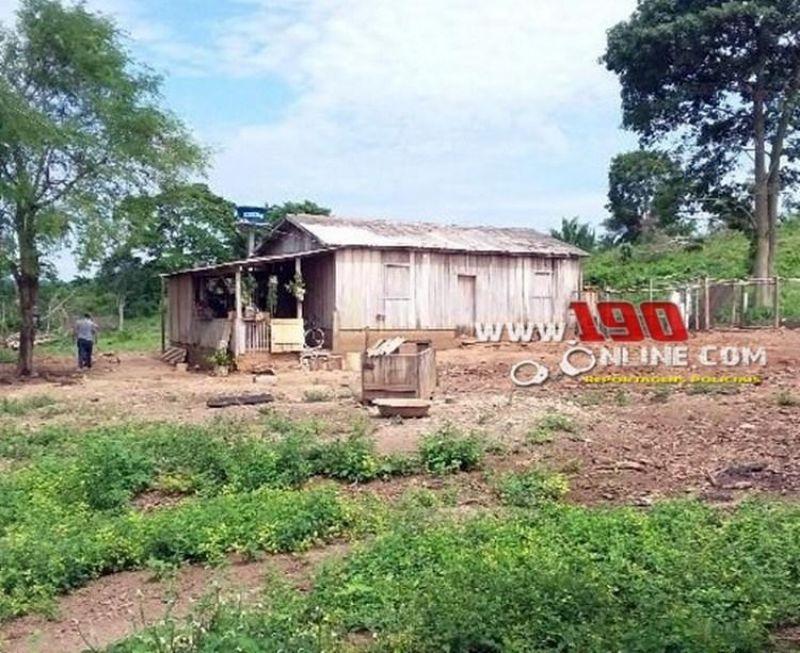 Atualizada – Técnico em enfermagem é cruelmente assassinado em residência na zona rural de Alta Floresta D´Oeste