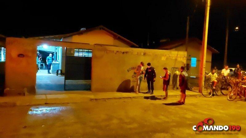 Borracheiro de 61 anos de idade é morto com um tiro no peito, em Ji-Paraná