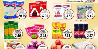Faça suas compras no Supermercado Central até dia 30/11 e concorra a dois mil reais em dinheiro, Promoção Supermercado Central, em Rolim de Moura