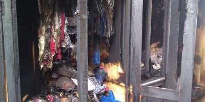 Família que teve residência incendiada no Beira Rio precisa de ajuda, em Rolim de Moura
