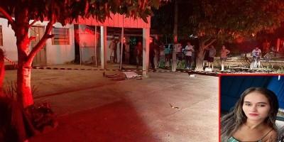 Foragida da Justiça é executada com mais de dez tiros no bairro Primavera, em Ji-Paraná