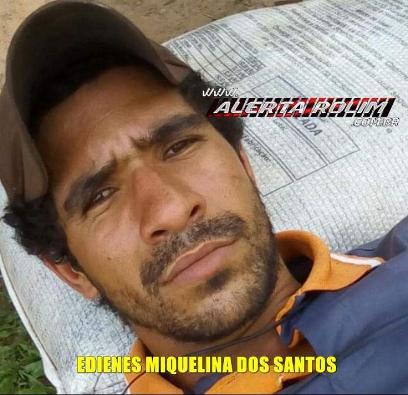 URGENTE - Homem acusado de matar a ex-esposa em Alto Alegre acaba de ser preso pela Polícia Militar e Polícia Civil