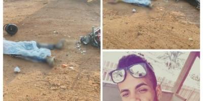 Jovem morre em grave acidente de trânsito nesta manhã de sexta-feira, em Machadinho do Oeste