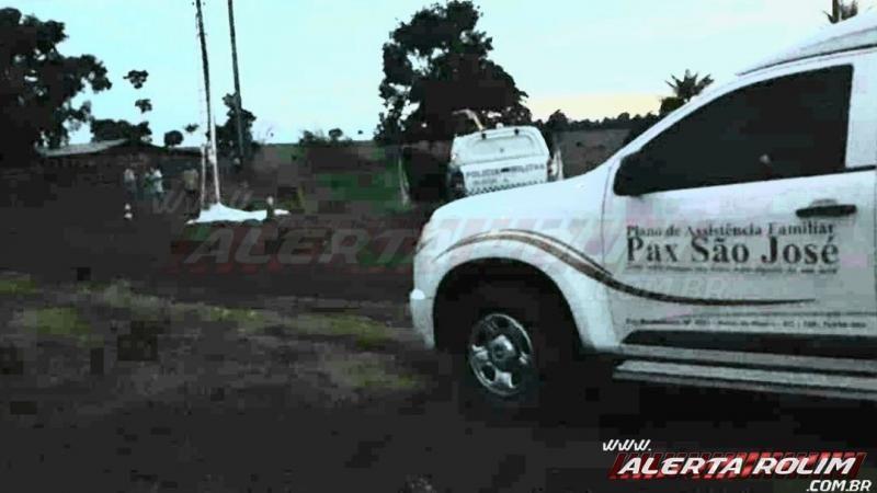 Sitiante sofre descarga elétrica e morre após sofrer queda, na área rural de Castanheiras