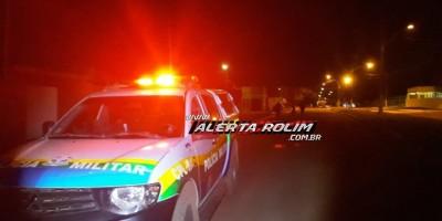 URGENTE - Homem é socorrido em estado grave pelos bombeiros, após sofrer vários golpes de faca, em Rolim de Moura