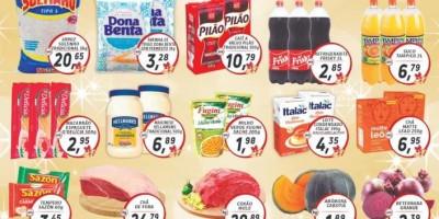 Concorra a 3 mil reais ao fazer suas compras no Supermercado Central até 31 de dezembro, em Rolim de Moura
