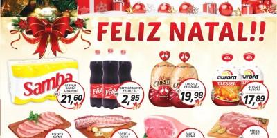 Faça suas compras no Supermercado Central  até dia 31/12 e concorra a três mil reais em dinheiro, em Rolim de Moura