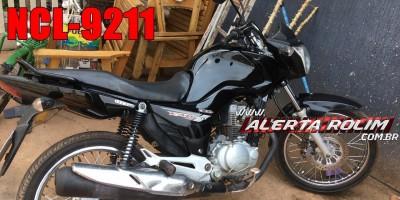 Suposto cliente desaparece com moto de revendedora após pedir para mostrar o veículo para esposa, em Rolim de Moura