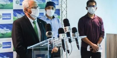Vice-governador, José Jodan fala sobre plano de vacina em RO - Vídeo