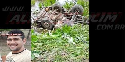URGENTE – Motorista do Posto Paschoali de Rolim de Moura morre após caminhão tanque capotar na BR-364 nesta tarde de quarta-feira