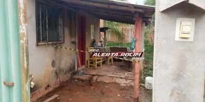 ATUALIZADA - Perícia descarta homicídio de homem encontrado morto nesta tarde de quinta-feira, em Rolim de Moura