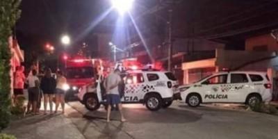 Dono de pizzaria, que é atirador esportivo, reage e mata dois suspeitos de roubo, em SP